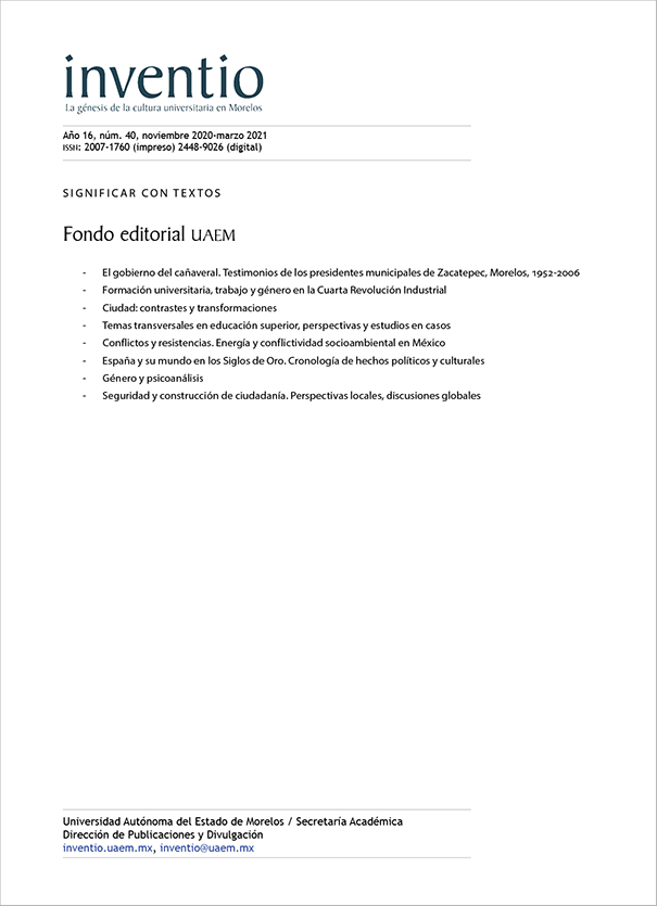 Fondo Editorial, número 40